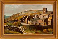 "Procter, Anthony: ""Muker, Swaledale, after rain"""